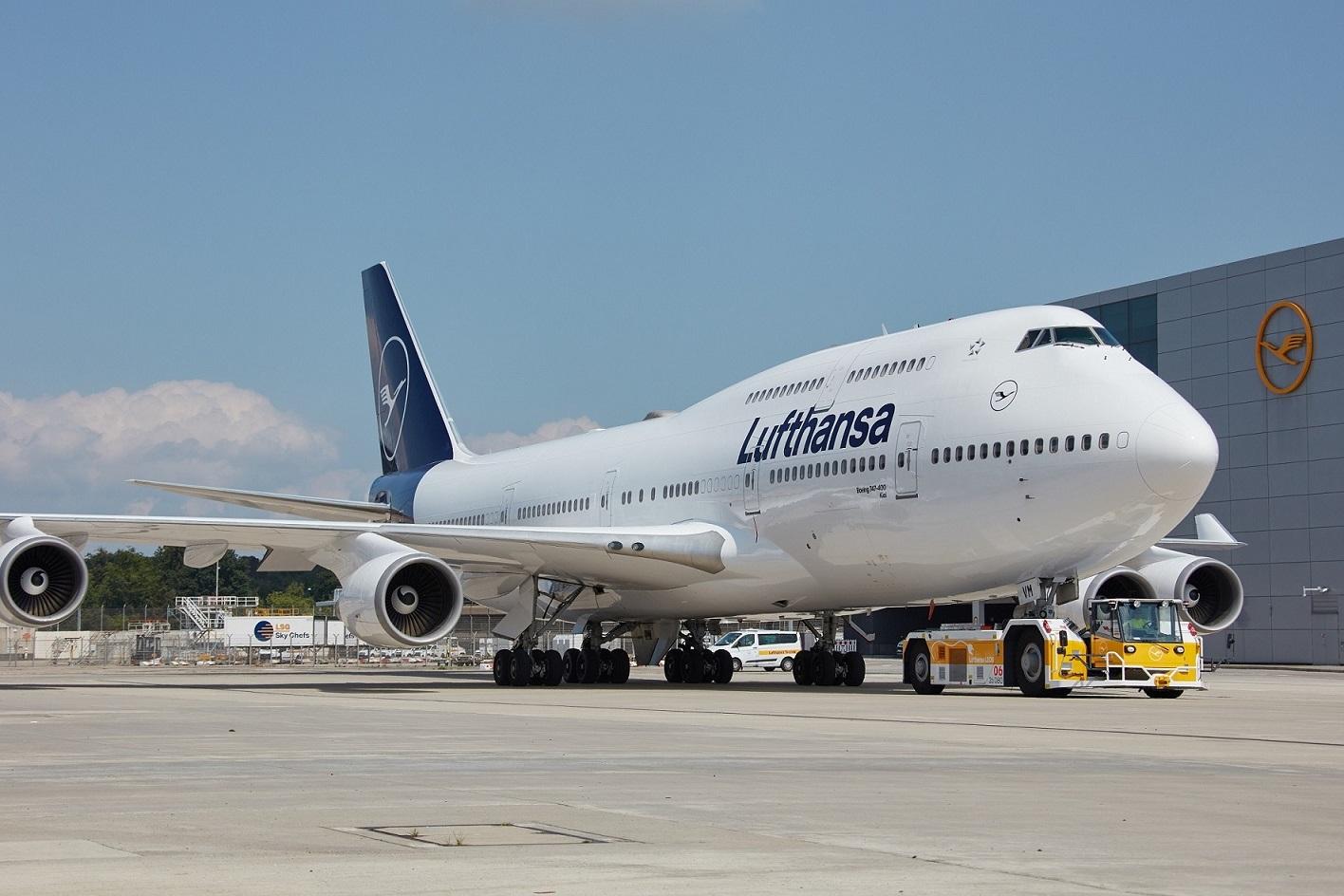 Boeing 747-400  VM New Livery 2018 LHT FRA