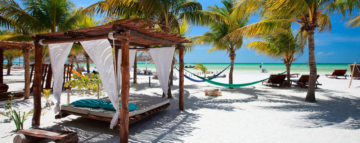 Varios destinos populares mexicanos prohíben a los turistas para combatir el coronavirus 8