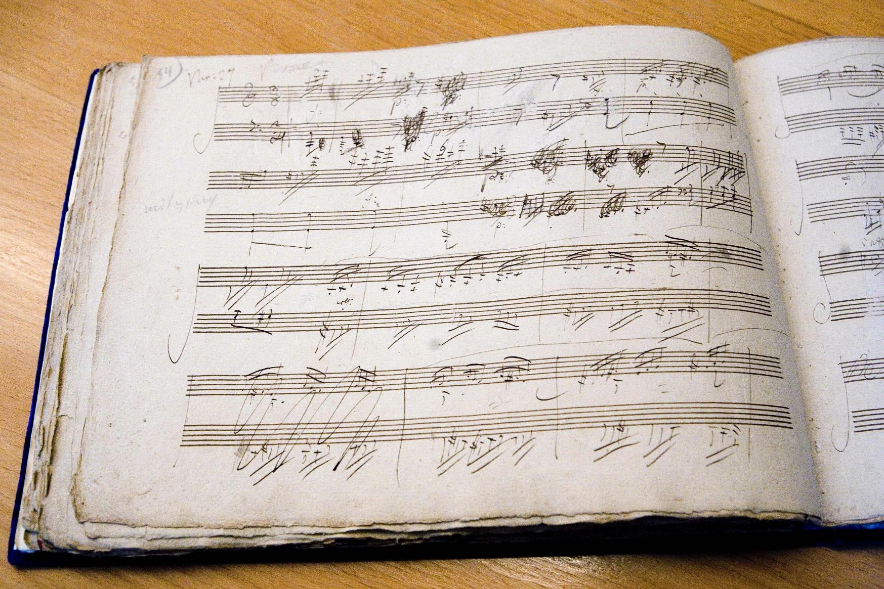 Die Diabelli-Variationen sind das letzte und größte Klavierwerk Ludwig van Beethovens. Die Original-Notenschriften konnte das Beethoven-Haus 2009 nach einer groß angelegten öffentlichen und privaten Spendenaktion erwerben.