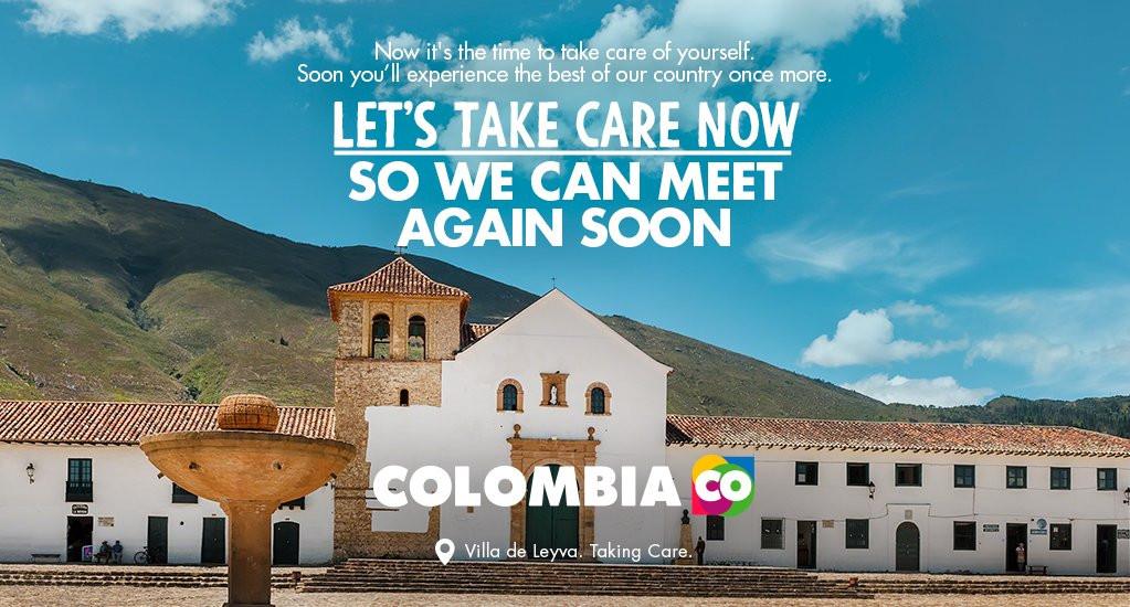 Colombia lanza campaña de promoción turística para fomentar el interés de los viajeros en visitar sus tierras