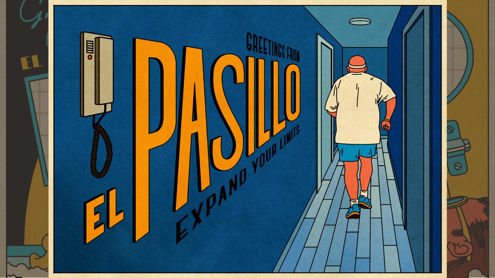 Postales de cuarentena Un creativo proyecto de ilustraciones inspiradas en las tradicionales tarjetas de correo 39