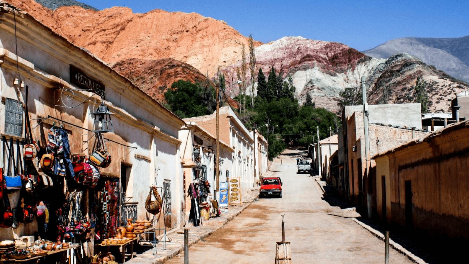 Purmamarca apuesta a la venta online durante la ausencia de turismo productores crearon una plataforma para vender artesanías regionales y productos turísticos por Internet 3