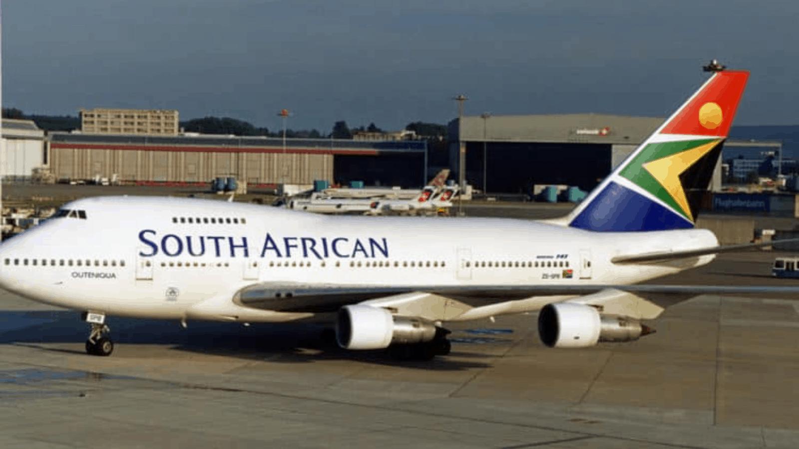 Sudáfrica se convertirá en un país sin aerolínea de bandera South African Airways deja de volar debido a una fuerte crisis económica 3