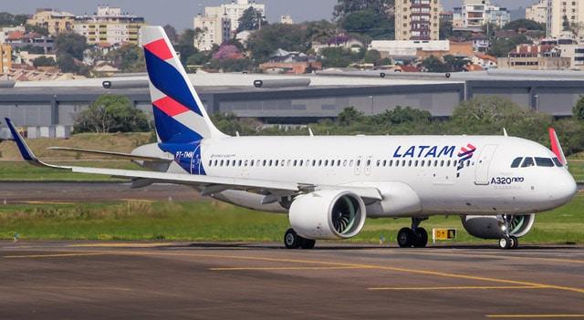 Latam Airlines se despide de los vuelos de cabotaje en Argentina por tiempo indeterminado 1