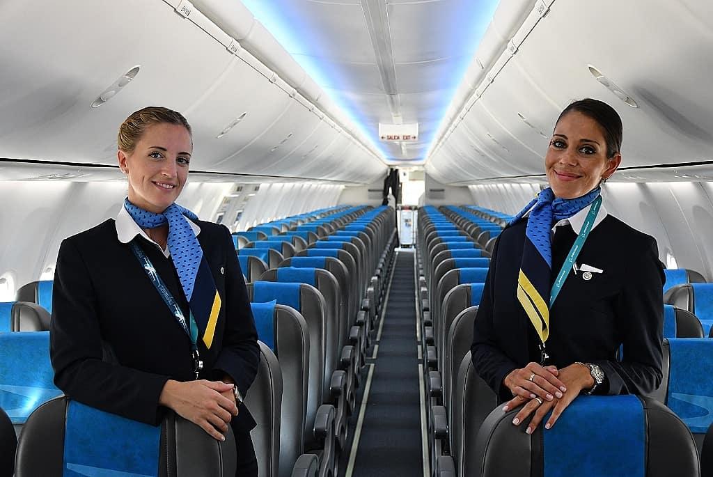 Aerolíneas Argentinas acuerda con ONU Mujeres y se compromete a cumplir siete principios en favor de las políticas de genero 1