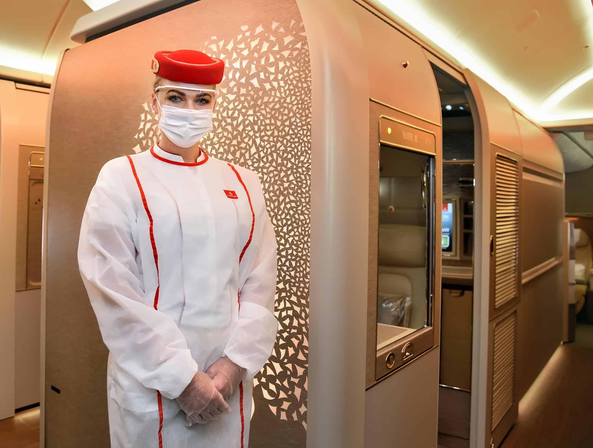 Emirates brindará a sus pasajeros una cobertura gratuita de gastos médicos por COVID-19 1