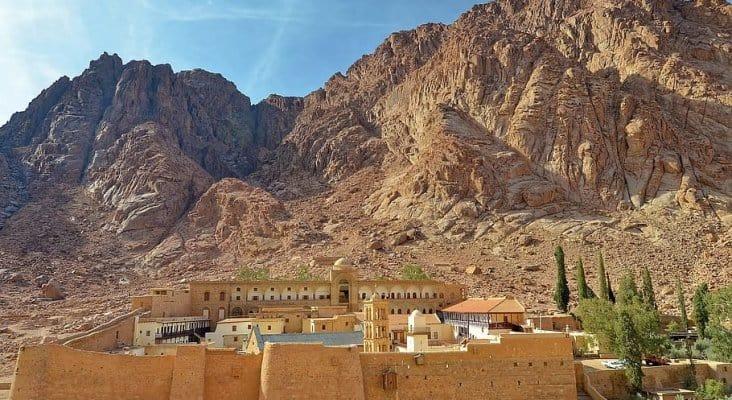Egipto Duplicarán instalaciones del aeropuerto St. Catherine para potenciar el turismo en la región 1