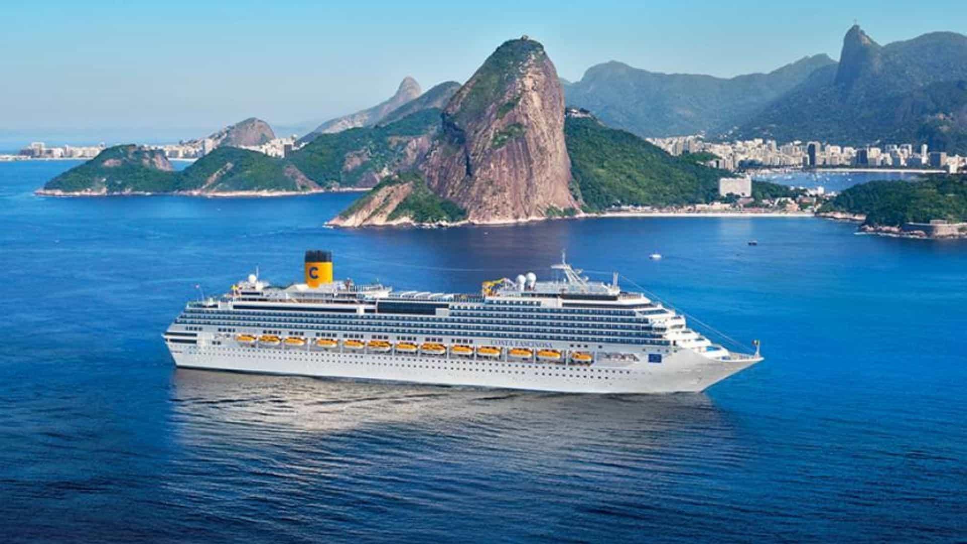 Costa Cruceros presenta sus nuevos protocolos de seguridad triple prueba COVID-19, menos pasajeros y adiós a los restaurantes de autoservicio 1