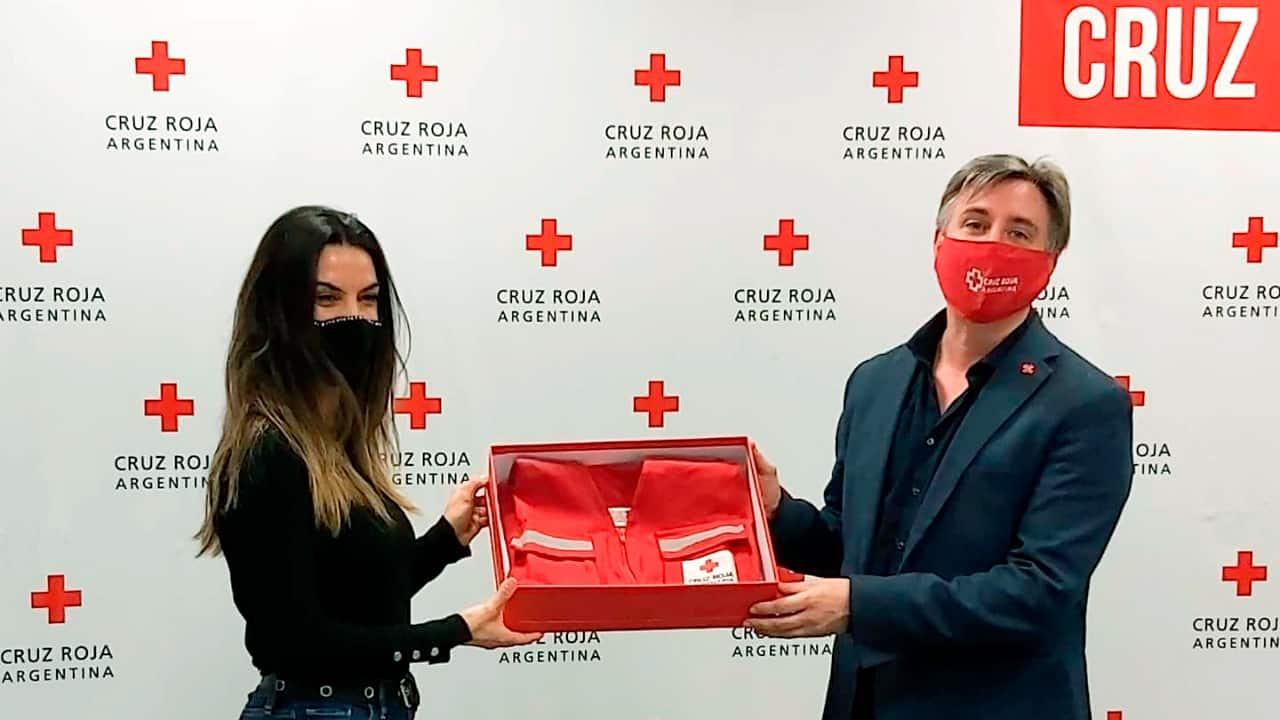 Cruz Roja Argentina entregó 2.000 kits de limpieza para distribuir en municipios turísticos del país 2