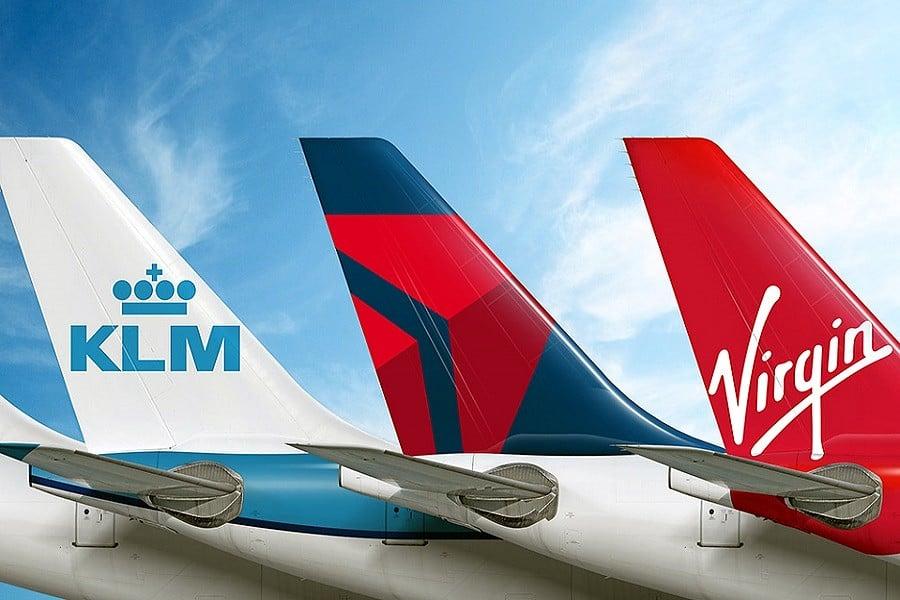 Virgin Atlantic, Delta y Air France-KLM anuncian un seguro COVID-19 gratuito para pasajeros