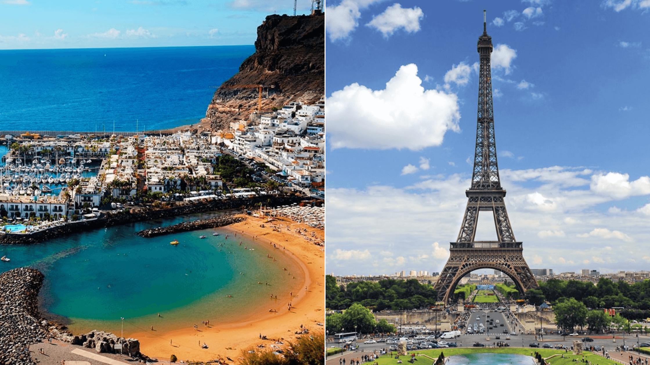 Anuncian nueva ruta aérea entre Gran Canaria y París de la mano de la aerolínea low cost de Air France KLM 1