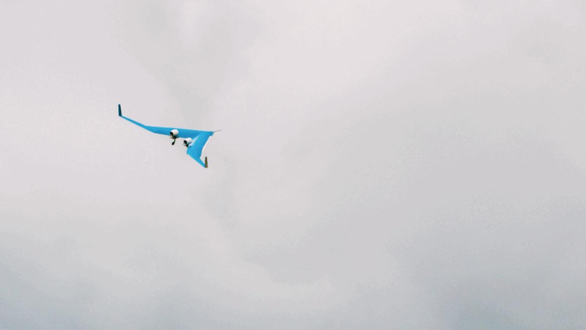 KLM y TU Delf presentan exitosamente el primer vuelo del Flying-V 9