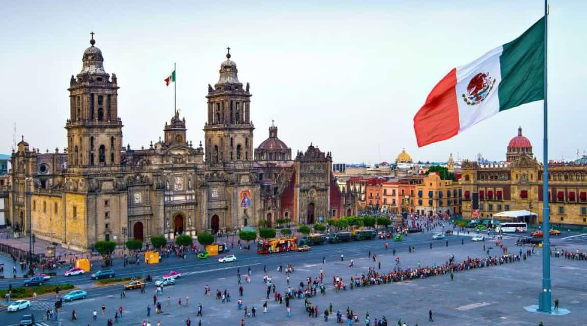 México: El turismo internacional registró una caída del 62.2% en agosto, en comparación con el 2019 10
