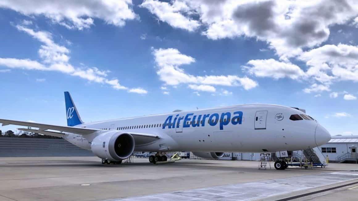 Air Europa reanuda operaciones a destinos latinoamericanos a partir de noviembre y diciembre 5