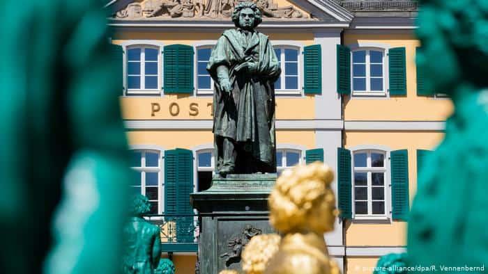 Turismo de Alemania crea contenido digital especial para conmemorar el 250 aniversario del nacimiento de Beethoven