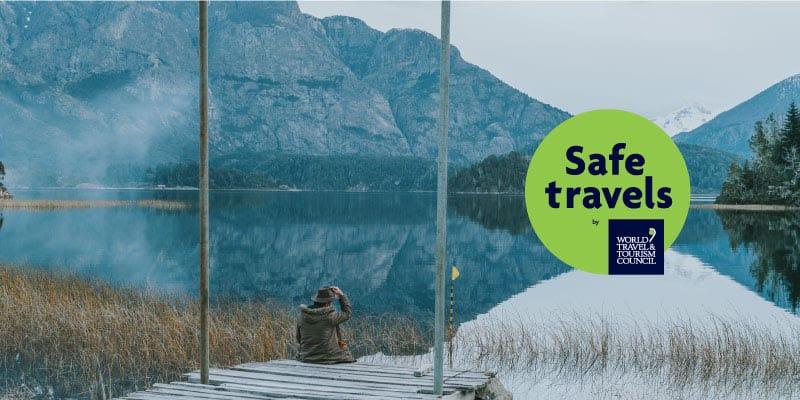 Argentina Bariloche e Iguazú primeros municipios en tener el sello Safe Travels