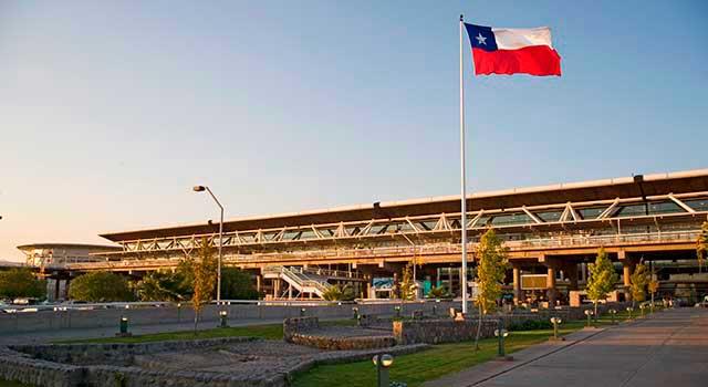Aeropuerto Santiago de Chile 1