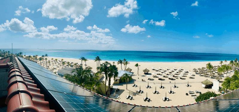Bucuti & Tara Beach Resort fue elegido ganador del premio de acción climática de la ONU 2020 1