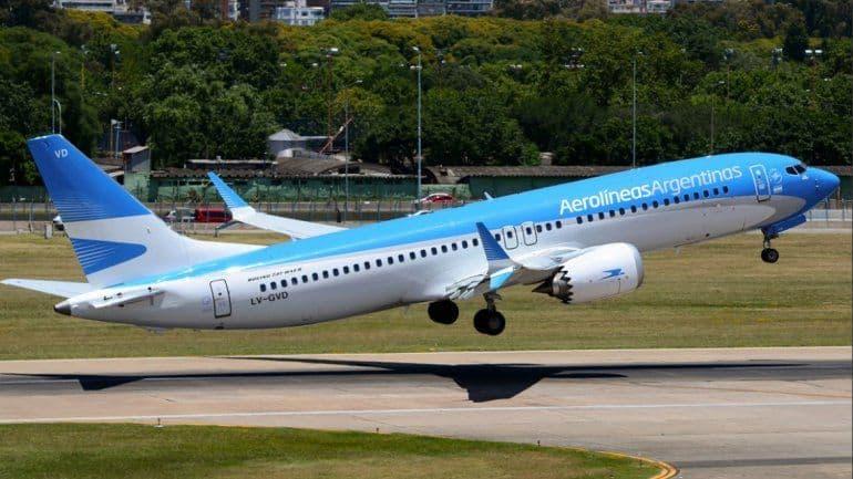 aerolineas argentinas programación vuelos internacionales