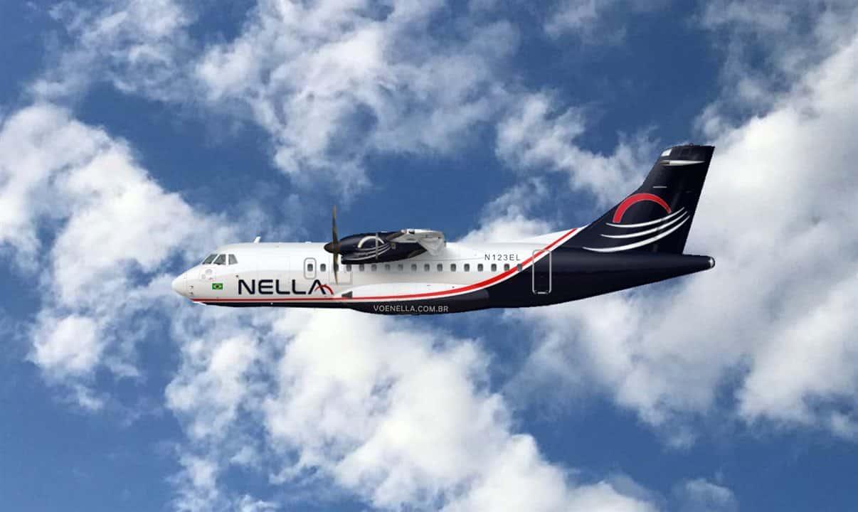 Lanzarán Nella Linhas Aéreas, la nueva compañía low cost que buscará liderar el tráfico del Nordeste, el Norte y el Medio Oeste 1