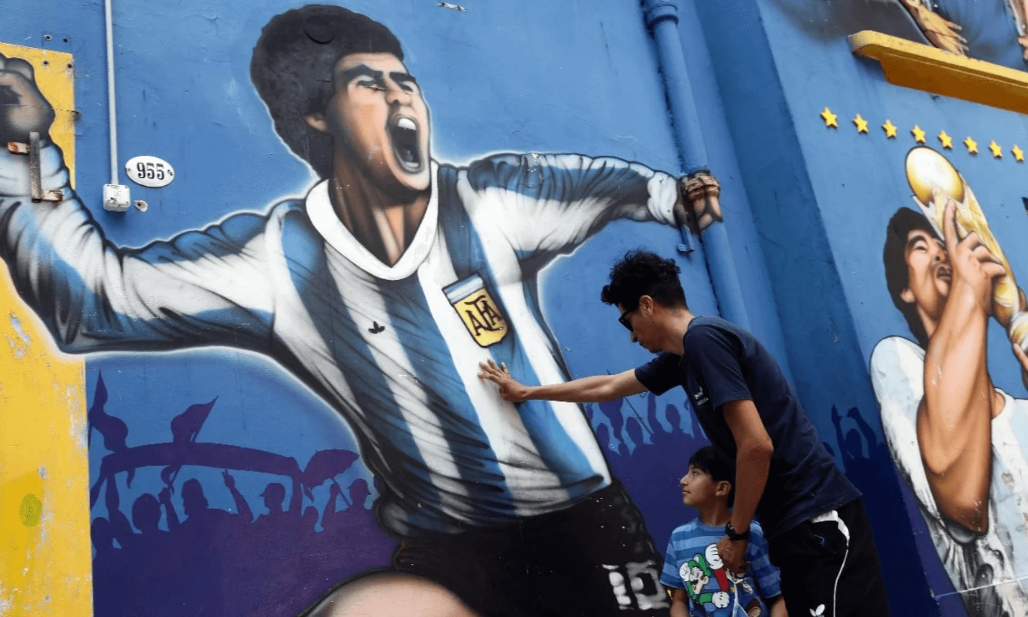 La Ciudad de Buenos Aires trabaja en el diseño de un circuito turístico sobre la vida de Diego Armando Maradona 1