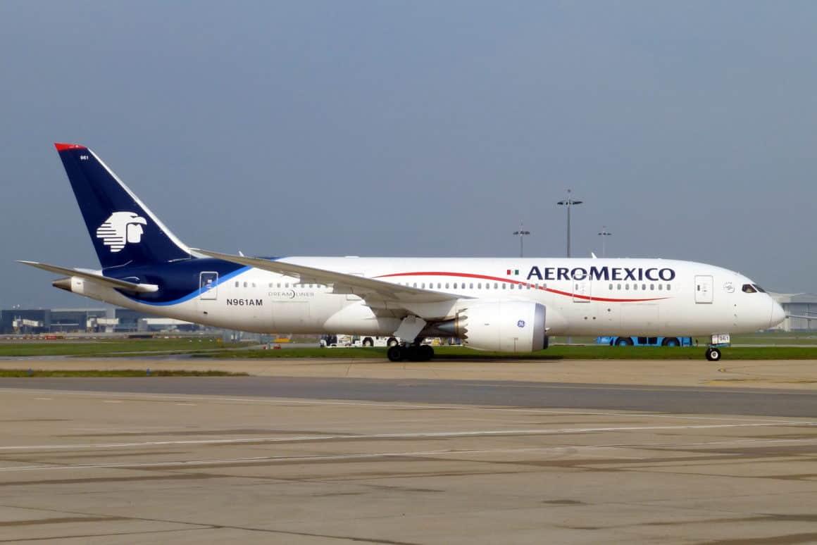 """Aeroméxico recibe la calificación """"Platino"""" del nuevo estándar APEX Health Safety, impulsado por SimpliFlying, gracias a sus medidas de salud e higiene 4"""