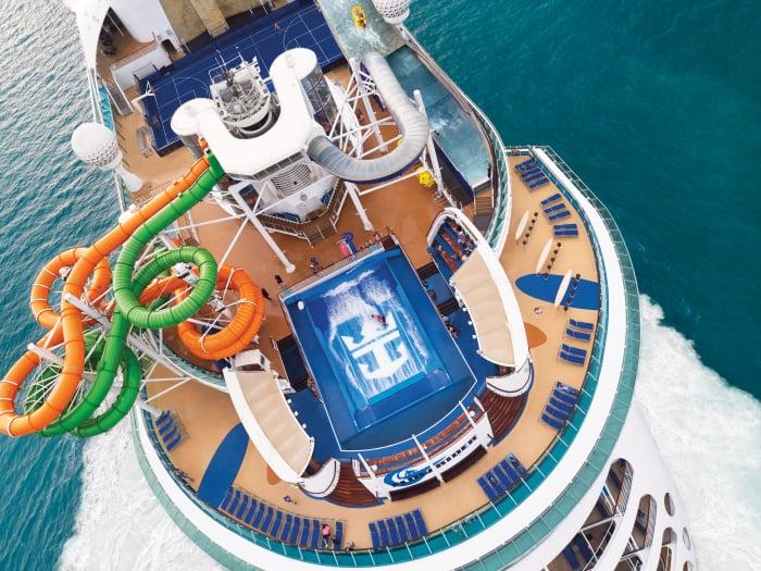 El 2021 tiene nuevas salidas desde las Bermudas a bordo de Royal Caribbean 10