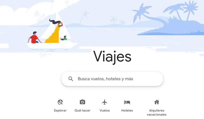 google Viajes 1