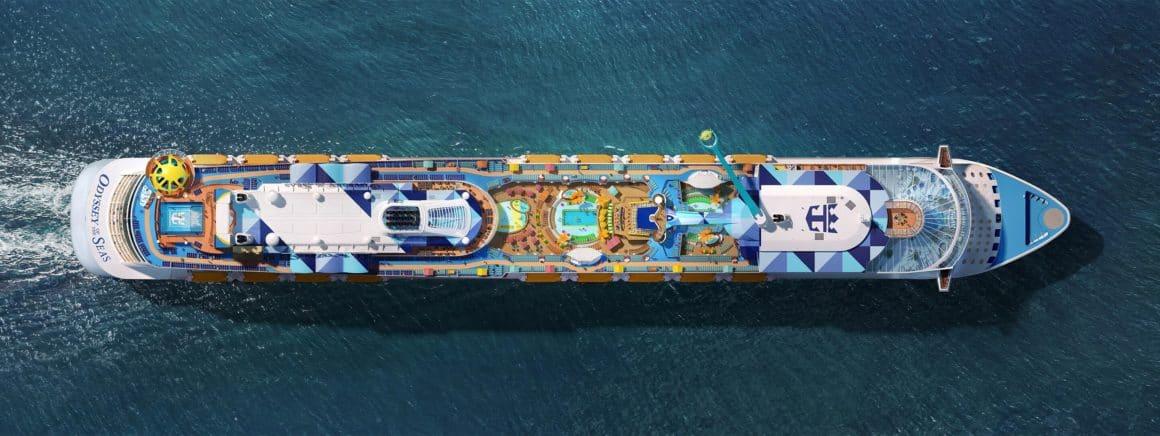 Royal Caribbean da la bienvenida a Odyssey of the Seas, su nuevo barco 9