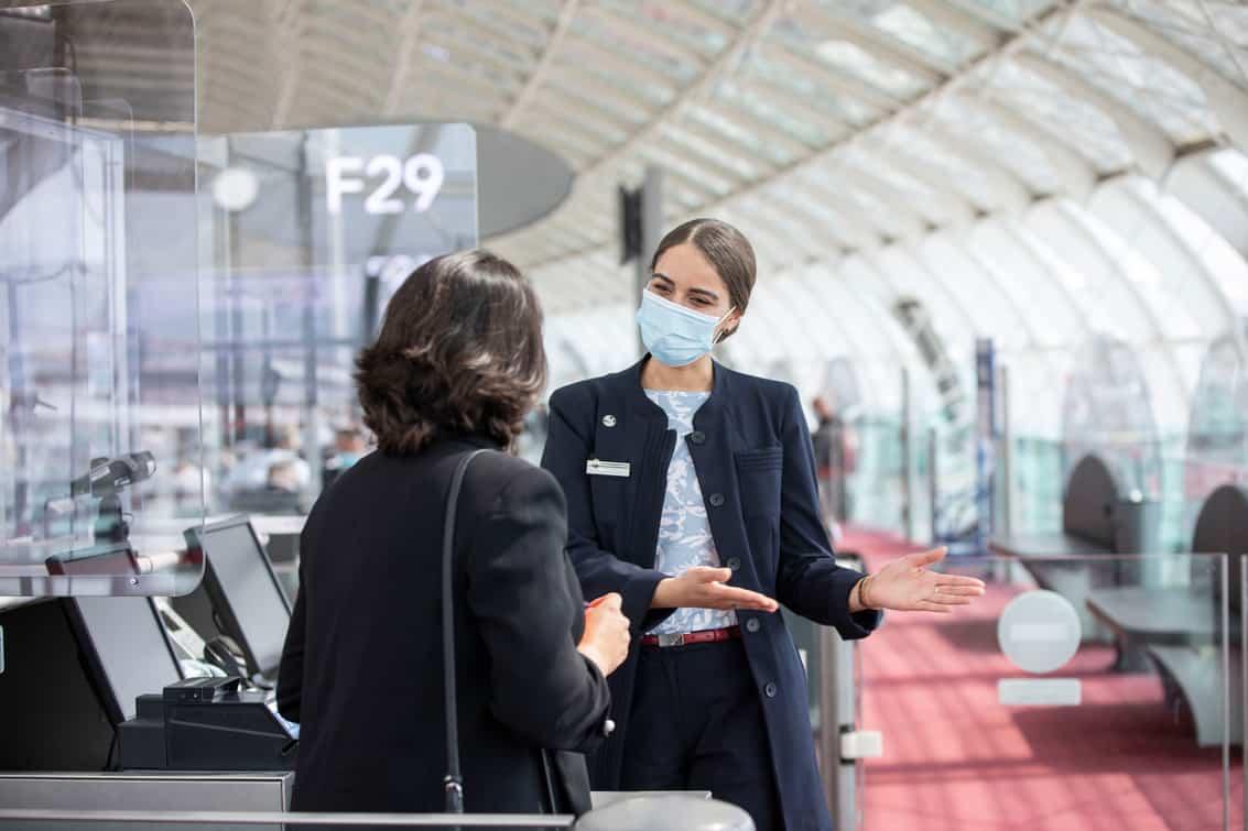 "Air France presenta ""Ready to Fly"", un servicio de verificación de documentos sanitarios para antes de viajar 9"