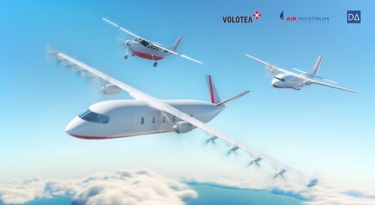 El primer avión 100% eléctrico de Volotea, Air Nostrum y Dante llegará en 2024 1